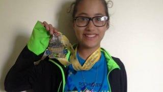 Illustration for article titled 12-Year-Old Girl Accidentally Runs Half-Marathon