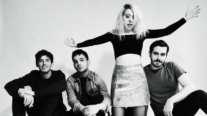 Charly Bliss (Photo: Shervin Lainez)