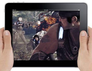Illustration for article titled Gears of War Maker Calls iPhone, iPad & Android 'The Consoles of the Future'