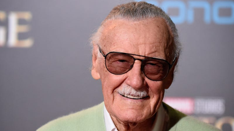 Stan Lee's former business manager arrested on charges of elder abuse