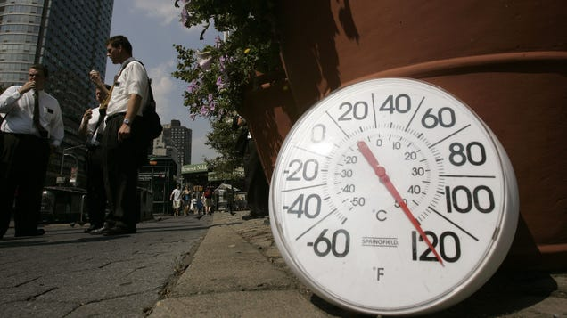 By the End of the Century, San Francisco s Climate Could Feel Like LA