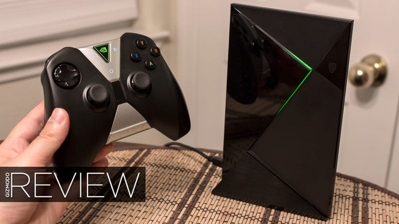 Illustration for article titled Nvidia Shield Review: Do You Want an Android TV Game Console?