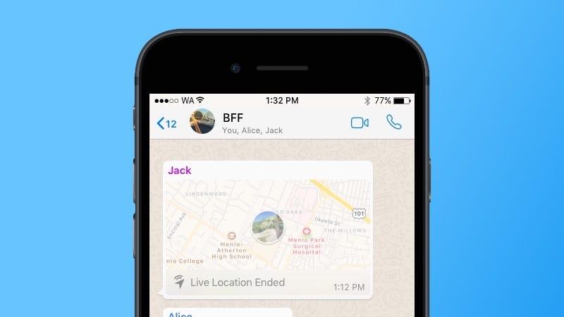 Illustration for article titled WhatsApp filtra su próxima función: llamadas y videollamadas en los grupos