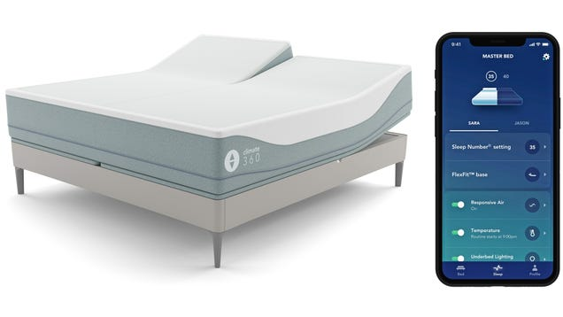 A Bed That Cools and Heats Each Sleeper Separately Will Save Countless Relationships