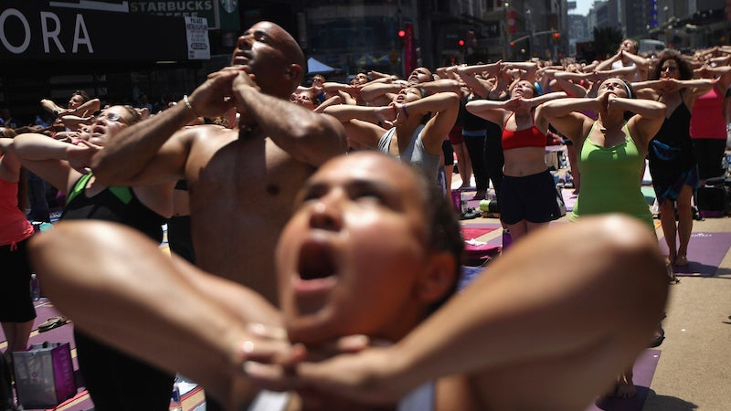 Court Rules Bikram Can't Copyright Practice That Has Existed For Thousands of Years