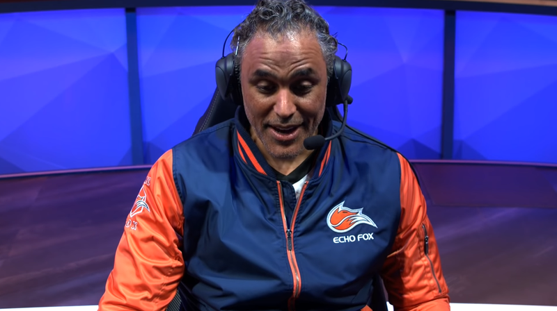 Illustration for article titled Rick Fox Accuses Fellow Esports Organization Investor Of Trying To 'Engineer A Firesale'