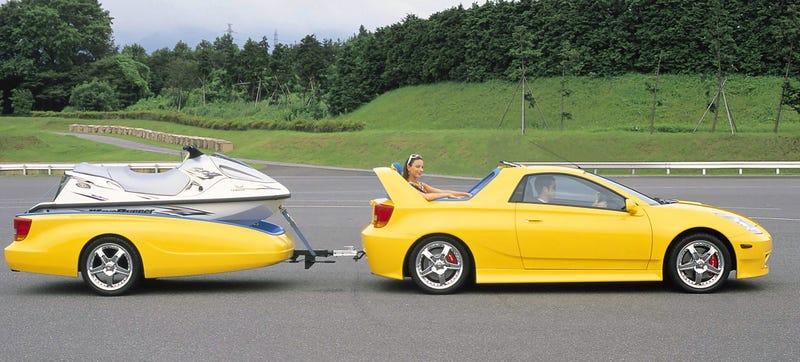 Illustration for article titled Toyota Knew How To Turn The Last Celica Into Something Exciting
