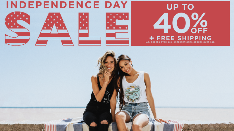 Up to 40% Off Sitewide | Sand Cloud