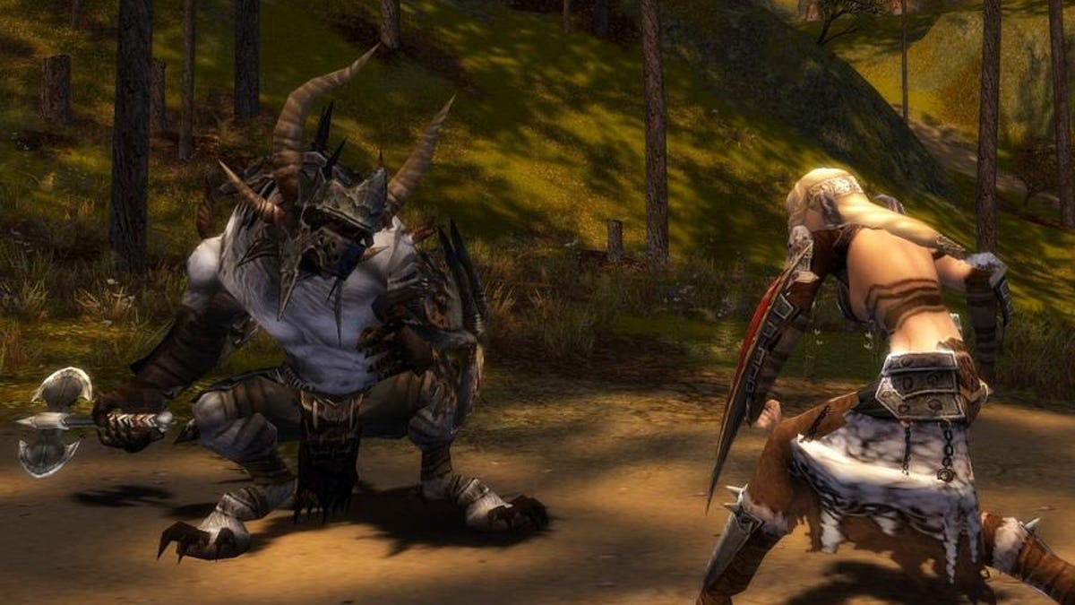 The Two Developers Keeping Guild Wars 1 Alive