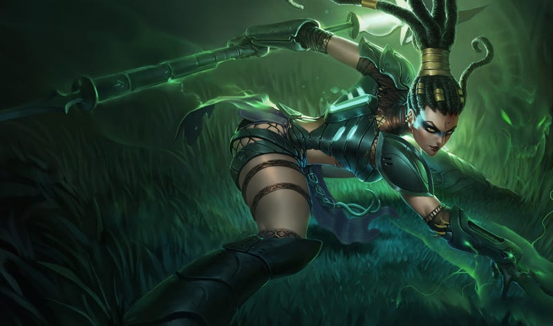 Illustration for article titled League Of Legends Is Nerfing One Of Its Most Controversial Champions