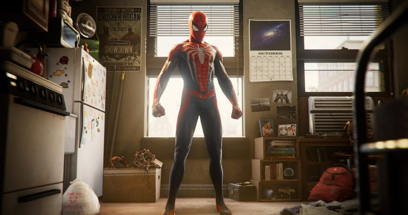 Illustration for article titled Spider-Man PS4 Comes Out September 7