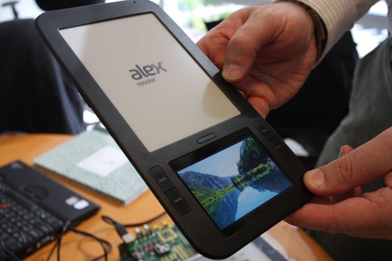 Illustration for article titled Alex Reader Hands-On Lusty Pictures