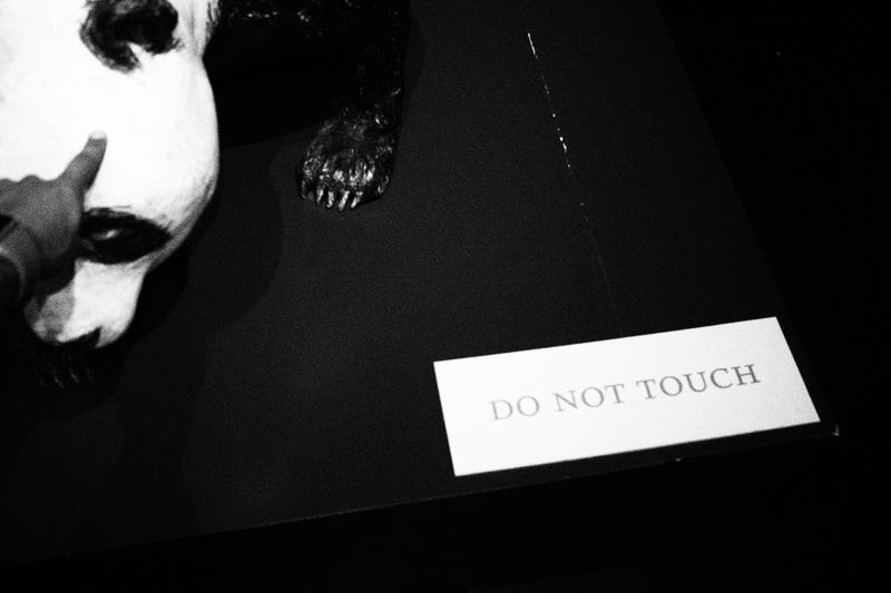Illustration for article titled DO NOT TOUCH
