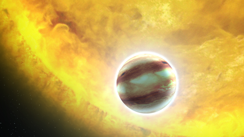 Illustration for article titled Hot Jupiters are the most astounding planets in the galaxy
