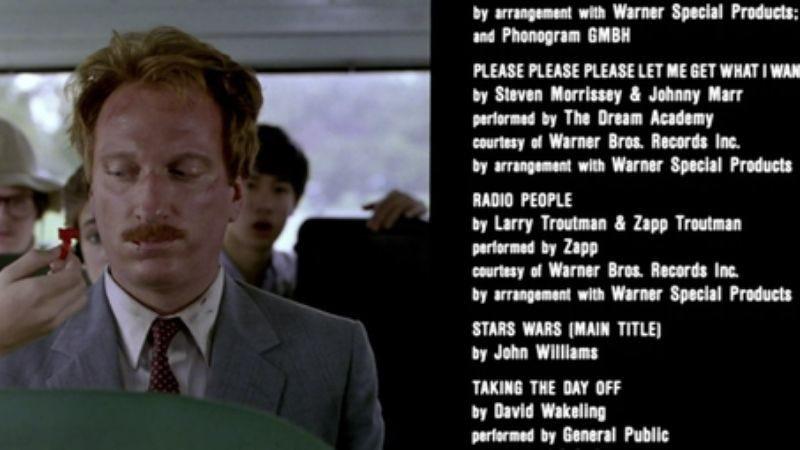 Screenshot: Ferris Bueller's Day Off