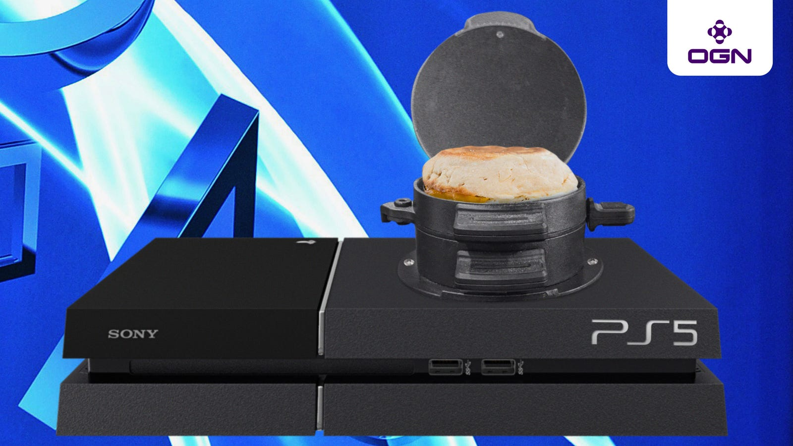 Sony Reveals PlayStation 5 Will Feature Fully Functioning Breakfast Sandwich Maker