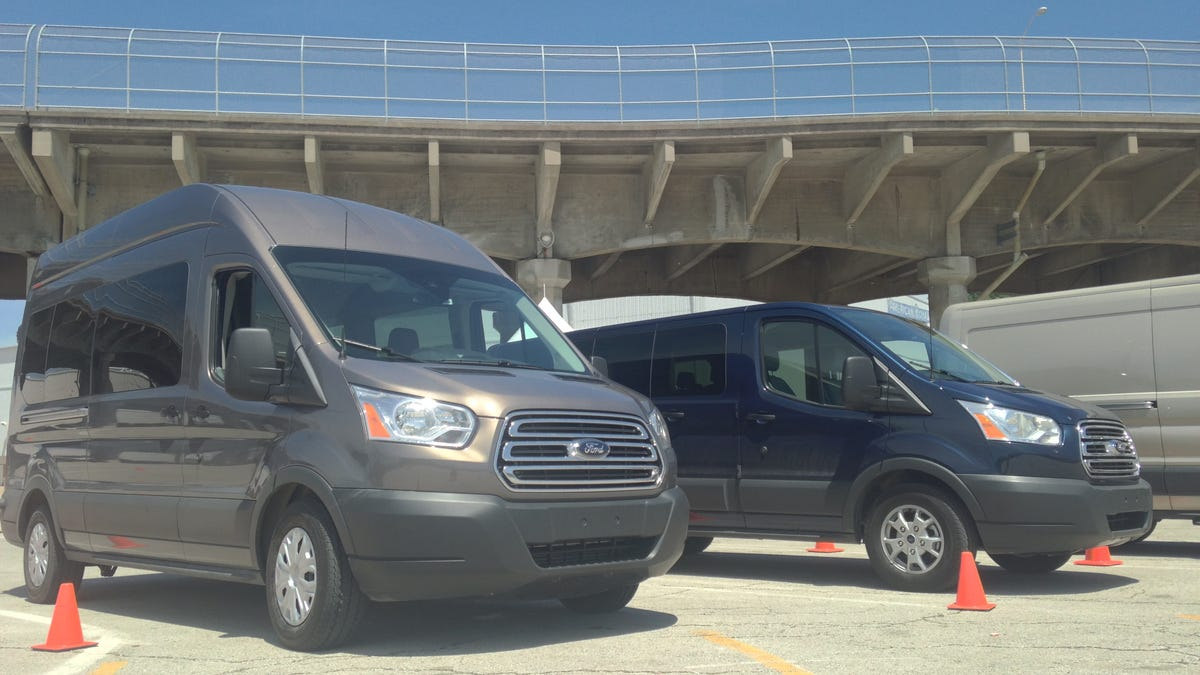 2015 Ford Transit A Well Behaved Whale No Matter How Hard You Push It Van Camper Conversion