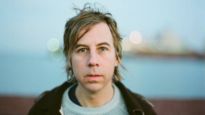 Illustration for article titled Is John Vanderslice the nicest guy in rock?