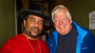 Sir Mix-a-Lot and Rep. Jim McDermottTwitter