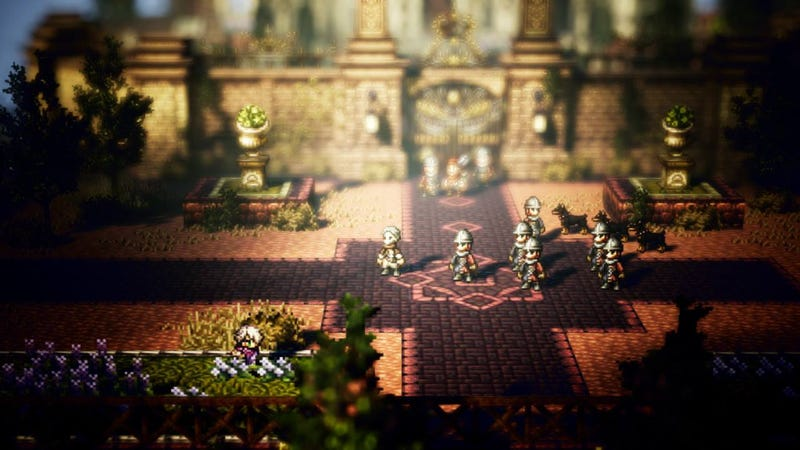 Illustration for article titled Octopath Traveler Is Nothing LikeFinal Fantasy VI
