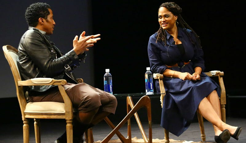 Illustration for article titled Ava DuVernay and Q-Tip Chatted About Her Art and 'Black Lives Matter'