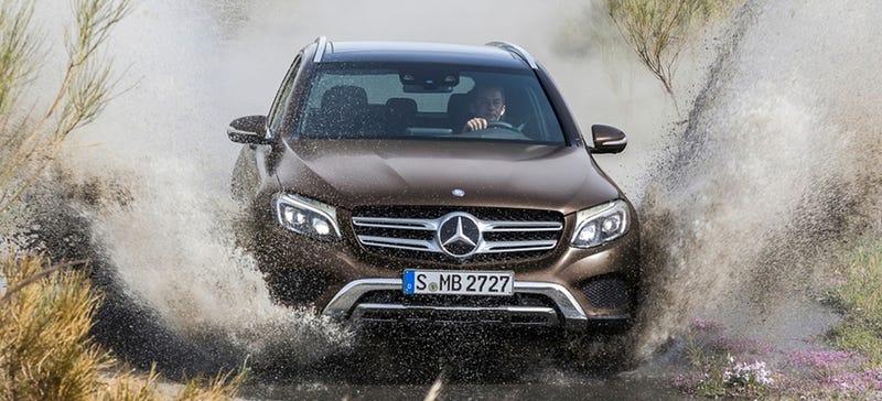 2016 MercedesBenz GLC This Is It