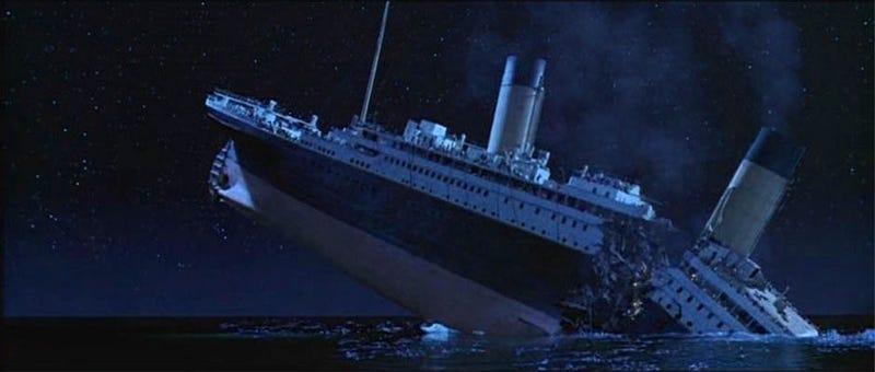 Illustration for article titled Titanic II