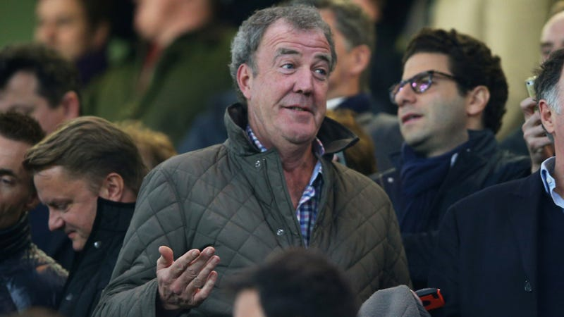 Illustration for article titled Jeremy Clarkson Now Just Auctioning Off Piles Of Literal Crap