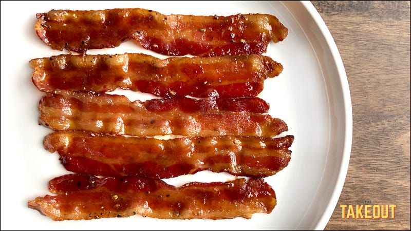 Bacon is great, but candied bacon is better