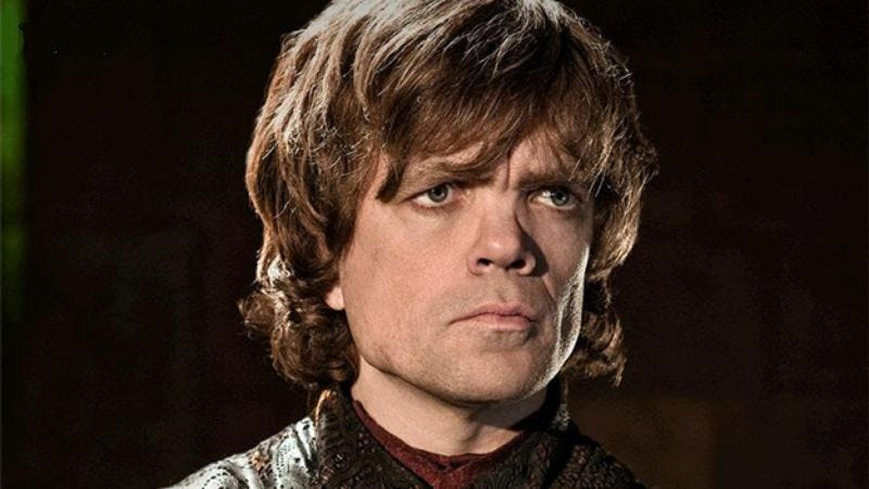 Illustration for article titled Watch Peter Dinklage get supercut and dubstepped