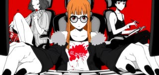 Illustration for article titled Full Persona 5 Opening Shown + First 18 minutes of game