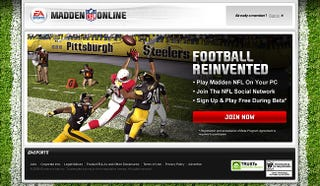 EA Sports Envisioned Return to PC with