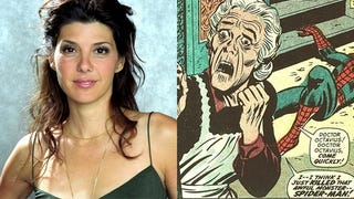 Illustration for article titled Marisa Tomei Is Marvel's New Spider-Man's New Aunt May