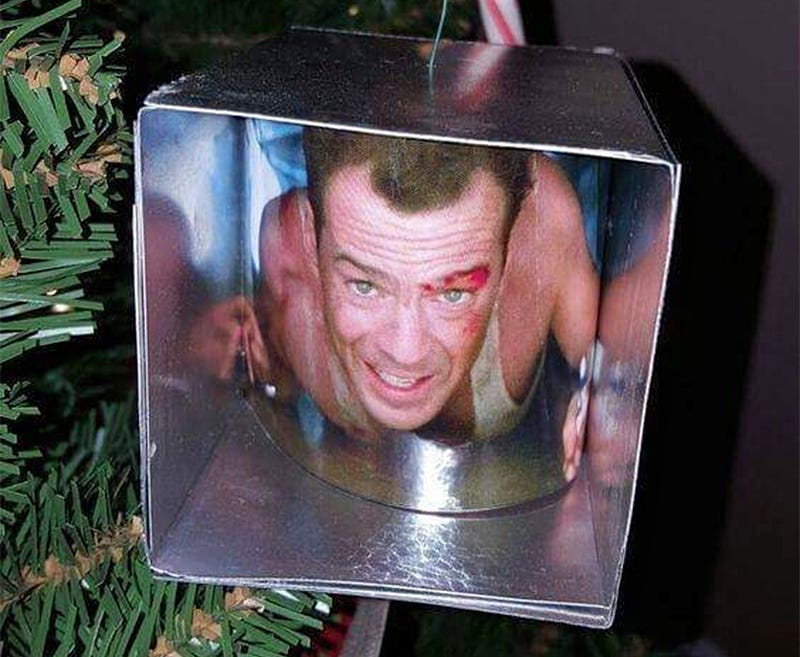 The Best Handmade Ornament Ever Celebrates the Best Christmas Movie Ever