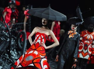 "Illustration for article titled McQueen's New Designer: ""I Can't Try And Pretend To Be Him"""