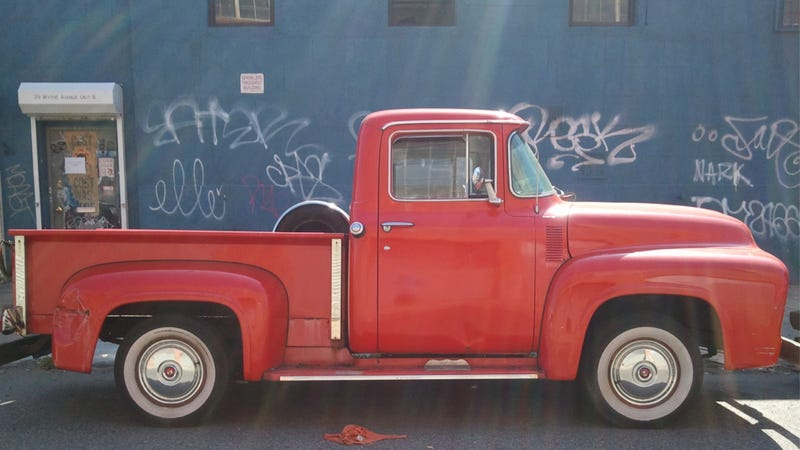 This 1956 Ford Truck Is A Delightful Slice of Americana