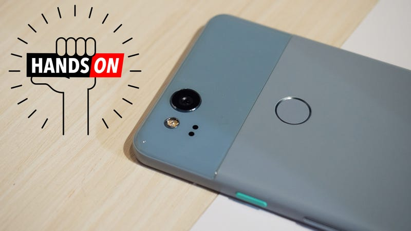 Google Pixel 2: The Gizmodo Hands-On