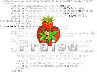 Illustration for article titled Fraise, Successor to Smultron, Continues Development of the Simple OS X Text Editor
