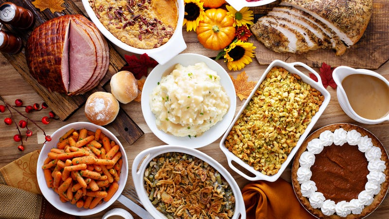 Illustration for article titled What's the most-Googled Thanksgiving recipe in your state?