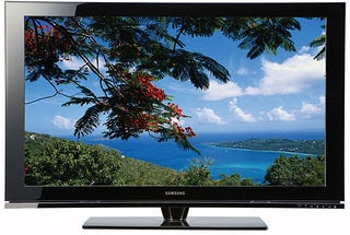 Illustration for article titled Samsung 69 Series Offers Sweet 120Hz Video for Lower Price