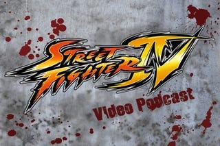 Illustration for article titled Kotaku Podcast: Street Fighter IV With Seth Killian