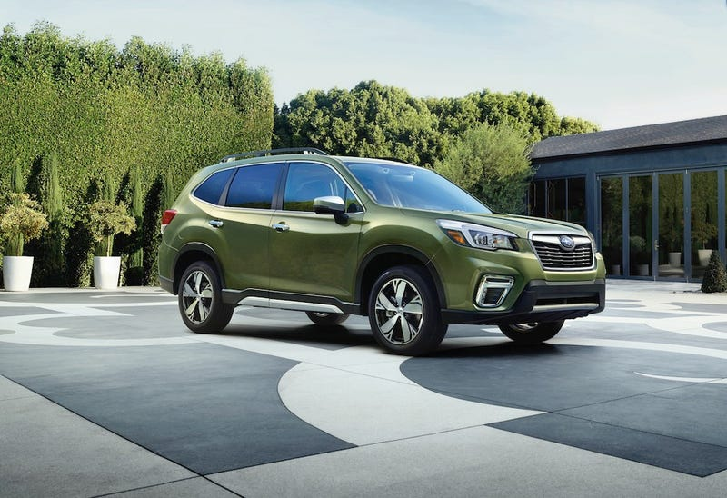 The 2019 Subaru Forester Loses The Manual Transmission And The Xt