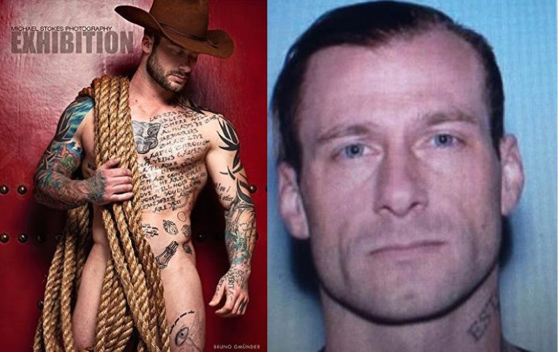 Beefcake model arrested in San Diego after alleged cross-country crime spree