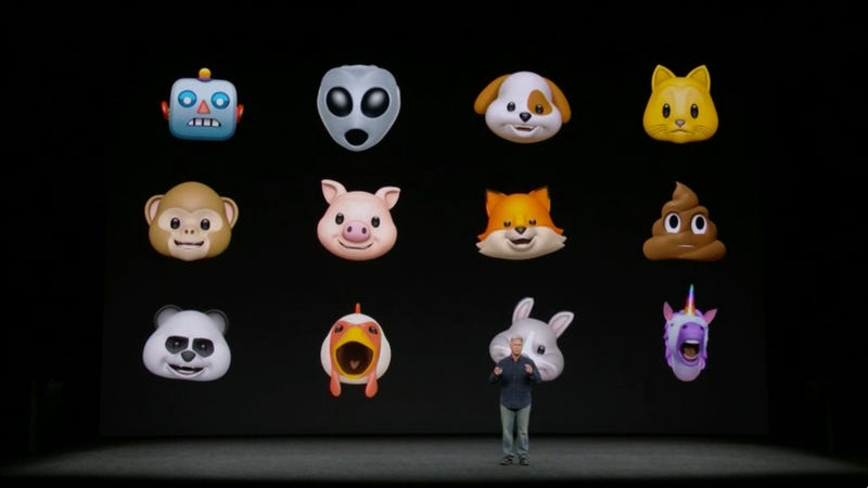 Illustration for article titled Make Your Animoji Videos Twice as Long With This Unofficial iPhone X App