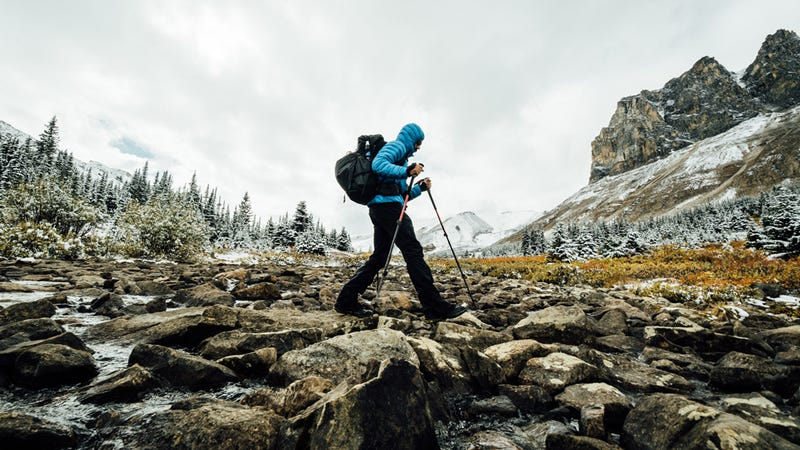 How To Backpack Alberta's Most Scenic Trail