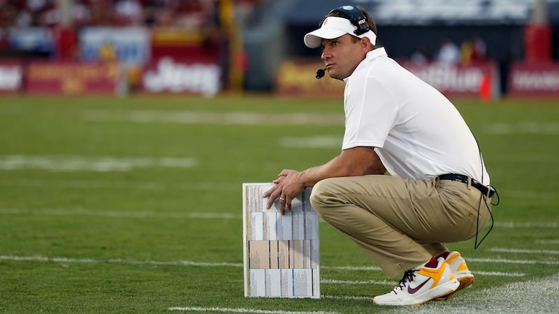Illustration for article titled USC Fires Student Manager Who Supposedly Tampered With Game Balls