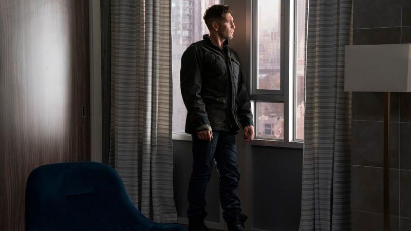 Jon Bernthal stars in Marvel's The Punisher
