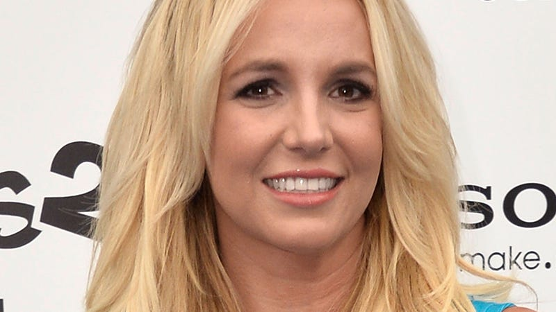 Illustration for article titled Britney Spears Actually Not on Board With the Whole Sexy Video Thing