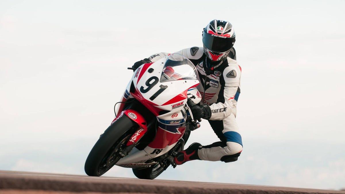 The Pikes Peak International Hill Climb Just Banned Sportbikes
