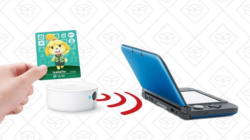 Nintendo NFC Reader/Writer, $10